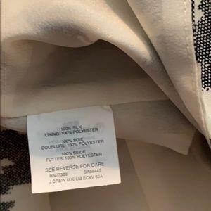 J. Crew Dresses - J. Crew Flutter Sleeve Ikat Print Dress